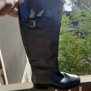 Nine West Velika leather boots